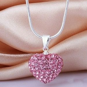 Jewelry - Bauble Style heart silver necklaces